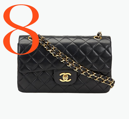 Photo: Chanel pre-owned classic double flap bag