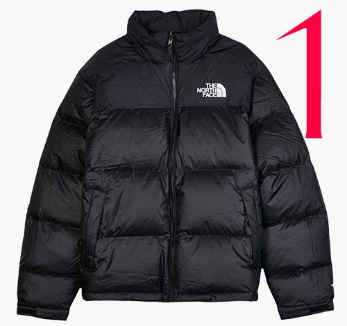 Photo: The North Face 1996 retro Nuptse jacket
