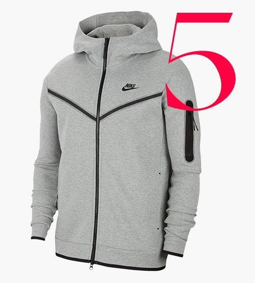 Photo: Nike Tech Fleece full-zip hoodie