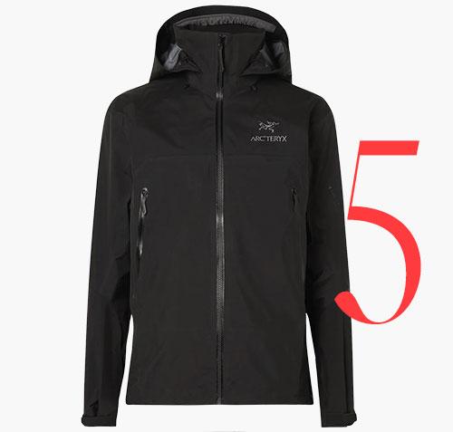 Photo: Arc'teryx Beta AR jacket