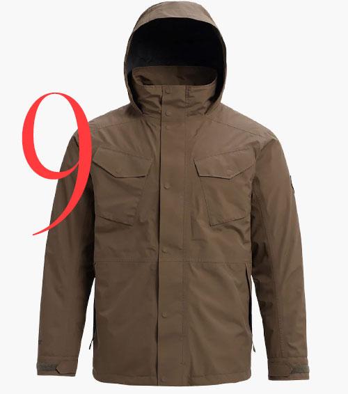 Photo: Burton Edgecomb jacket