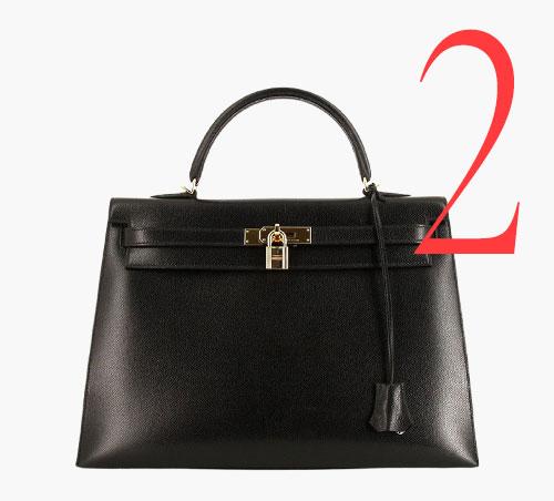 Photo: Hermès pre-owned Kelly bag