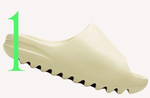 Photo: Adidas YEEZY slides