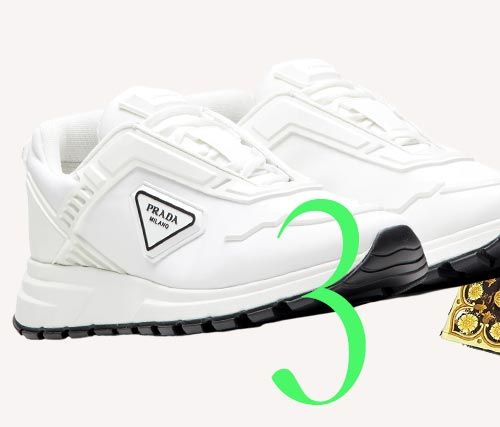 Photo: Prada PRAX 01 sneakers